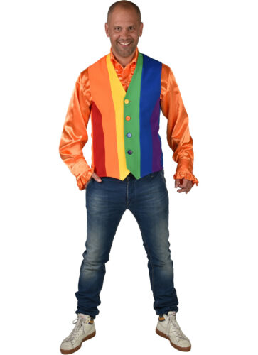Pride Waistcoat Rainbow