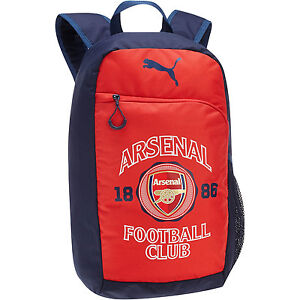 edbaca1f1d26 Details about Puma PWR-C Arsenal Training Backpack Bag Gym Bag Travel 2014  - 2015 Brand New