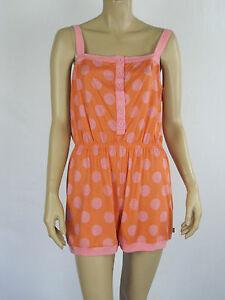 Jethro-amp-Jackson-Ladies-Pyjama-One-Piece-Sleepwear-sizes-14-16-Tutti-Frutti