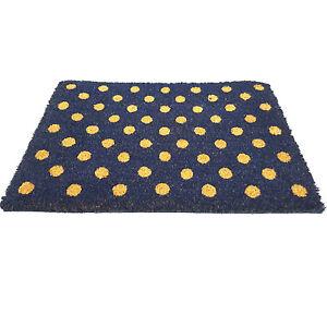Image Is Loading Anti Slip Entrance Floor Pvc Doormat Natural Coir