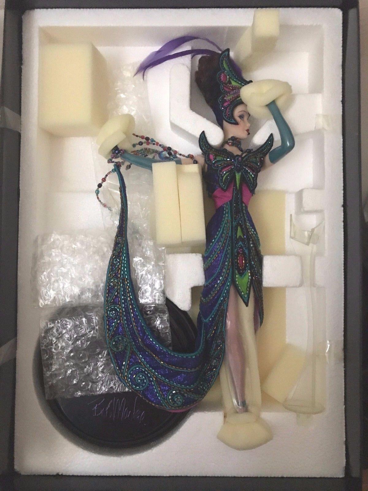 El Tango Barbie de porcelana por Bob Mackie