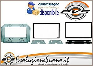 Phonocar-03600-Kit-Plancia-Fascia-2-Din-e-Doppio-Iso-x-CITROEN-C2-e-C3