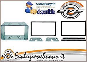 Phonocar-03600-Kit-Plancia-Fascia-2-Din-Doppio-Iso-SEAT-Toledo-FR-SKODA-Fabia