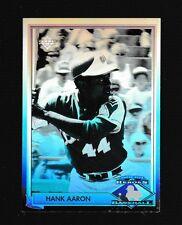 1991 Upper Deck Hank Aaron HH1 Insert Hologram NEAR MINT to MINT!!!!!!