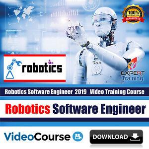 Robotics Software Engineer 2019 Video Training Course Download Ebay