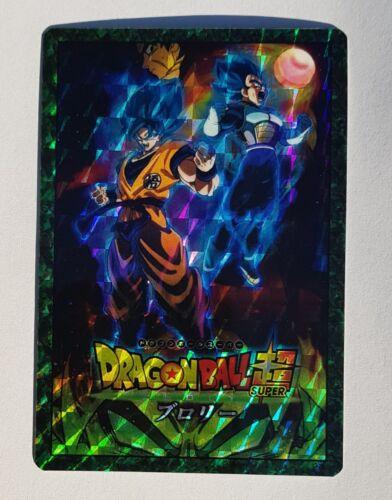 carte Dragon Ball Z Hors serie Special Broly New AOV