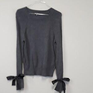 J.Crew Mercantile Womens Sweatshirt with Tie Sleeve