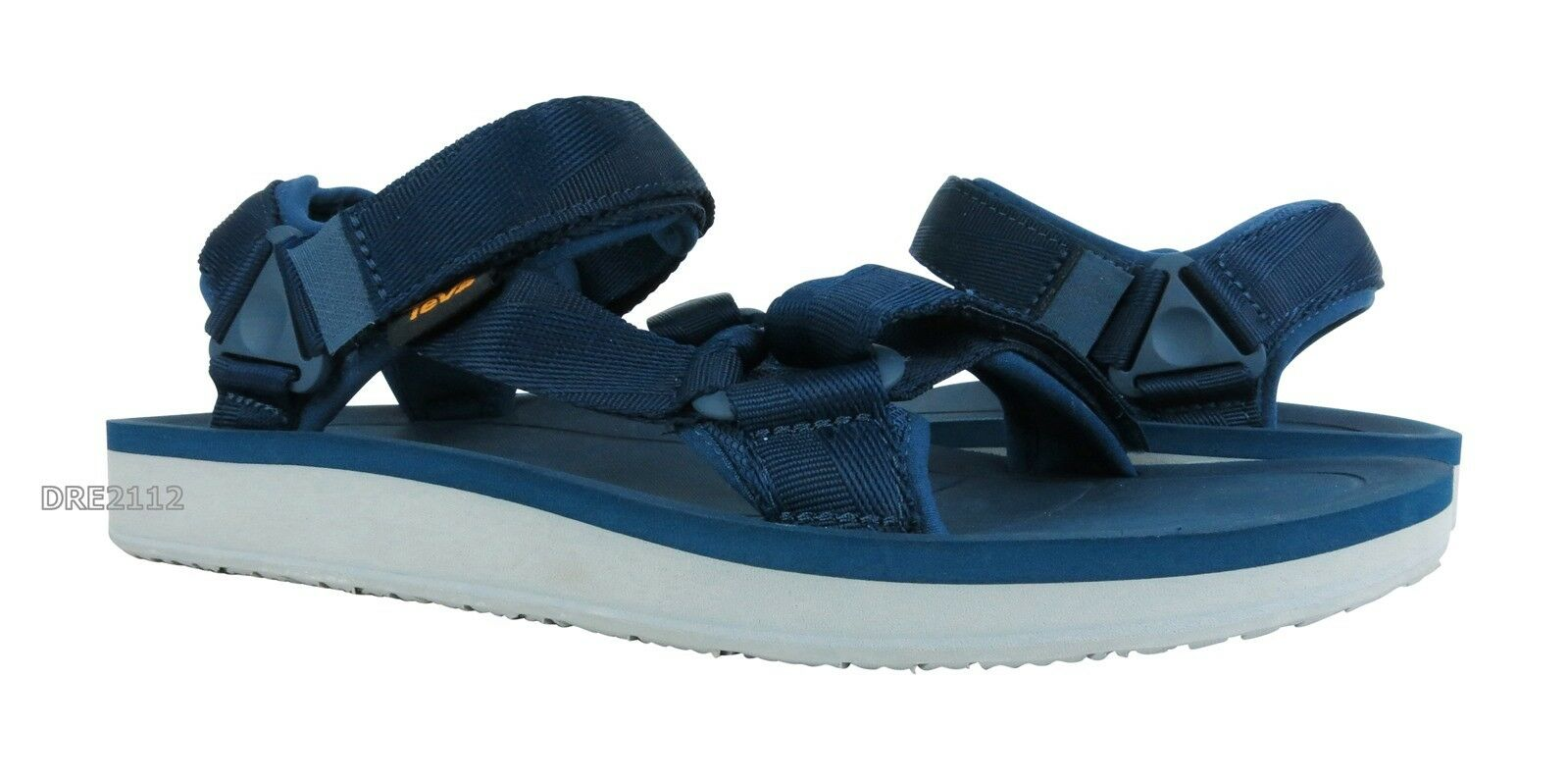 Teva Original Universal Premier Navy bluee Sandals Mens Size 12 NEW