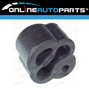 Exhaust Tail Pipe Mount Rubber Ford Fairlane Fairmont Falcon LTD Territory 6cyl