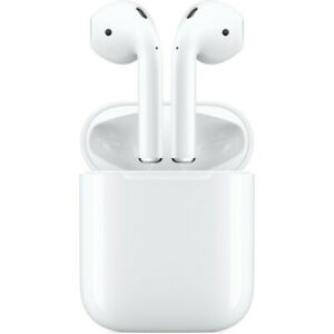 Apple Airpods 2 MV7N2 con Charging Case - Bianco