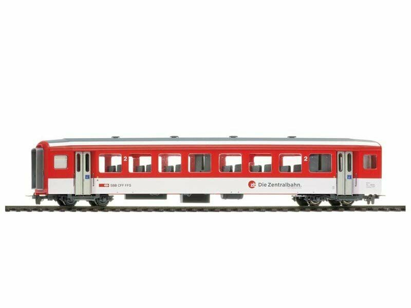 Bemo 3271473 pendelzugwagen B 523 de la ZB, pista h0m