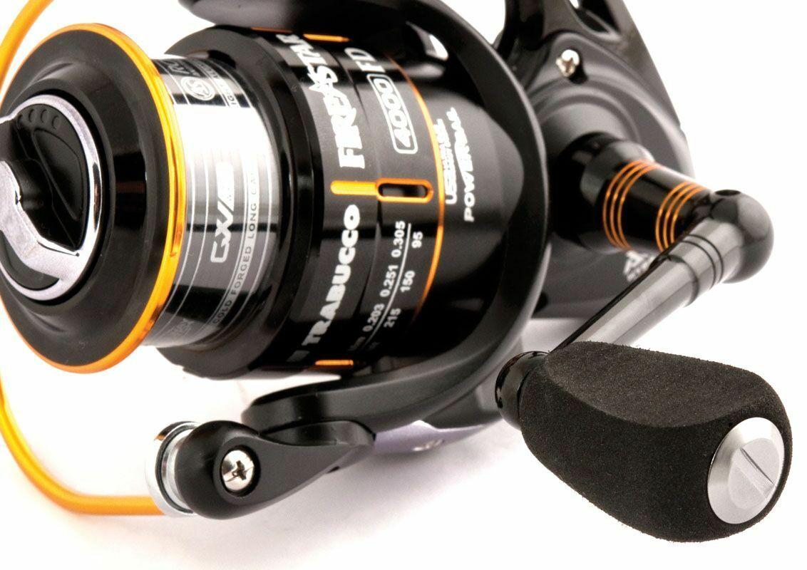 Fishing FIRESTAR reel TRABUCCO FIRESTAR Fishing FD 3000/4000 9+1BB Spinning Reel c2ce95