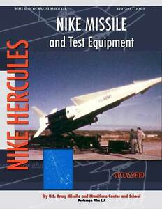 Details about NIKE HERCULES ANTI BALLISTIC MISSILE ABM Training MANUAL  Instruction BOOK