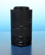 Rollei Zwischenringe Extension Tubes 7.8mm/15mm/ 30mm/50mm für Rollei QBM -91786