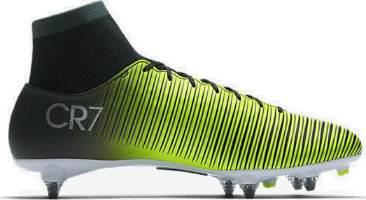 best sneakers 5ac14 80d98 Nike MERCURIAL VICTORY vi CR7 Uomo Calcio Calcio Calcio avvio EU 42.5 NH182  ZZ 03 6f6d7b