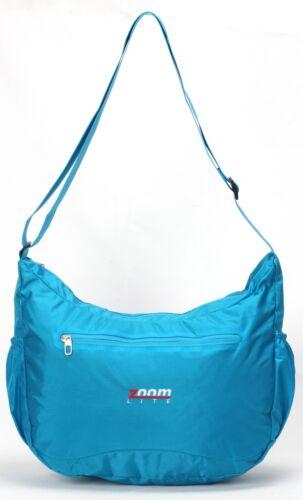 Waterproof Foldable 10LPouch Zippered Crossbody Reusable Ladies Tote Bag AU