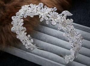 Diamante-Wedding-Gown-Alice-band-Crystal-Bridal-Accessories-Pearls-Vine-Headband