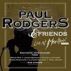 Paul Rodgers & Friends Live at Montreux 1994 Audio CD DVD NTSC Region