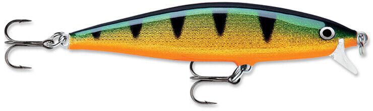 Slow Rising New 8 cm 7 g  Different colors Rapala Flat Rap FLR08 Fishing Lure