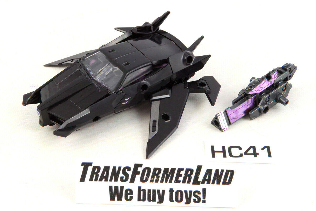 JET vehicon Arms Micron 100% Completo Deluxe primo Giappone Transformers