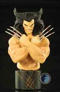 WOLVERINE-WEAPON-X-MINI-BUST-BY-BOWEN-DESIGNS-FACTORY-SEALED-NIB-MIB