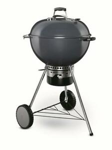 Barbecue-WEBER-a-carbone-Master-Touch-GBS-Grill-cm-57-Portacenere-rimovibile