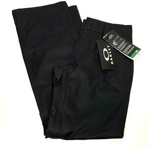 Oakley Para Hombre Pantalones De Snowboard Shell 10k Impermeable Bzs Shell Pequeno Nuevo 130 Ebay