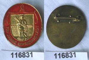 seltenes DDR Abzeichen 700 Jahre Markranstädt 1285-1985 (116831)