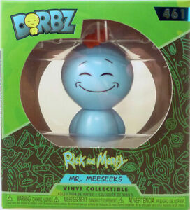 Rick-dorbz-y-Morty-461-Mr-meeseeks-Funko-Figura