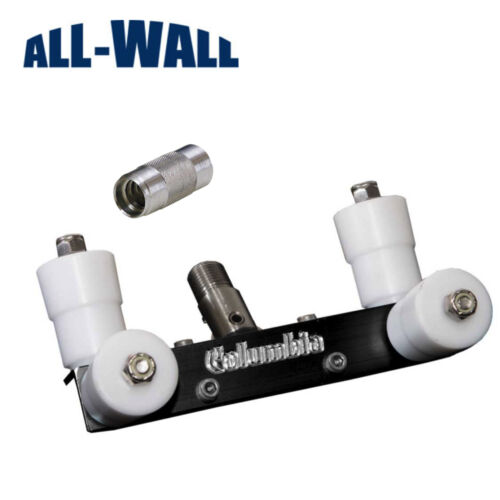 Columbia Drywall Outside 90Degree Corner Bead Roller wFree Adapter