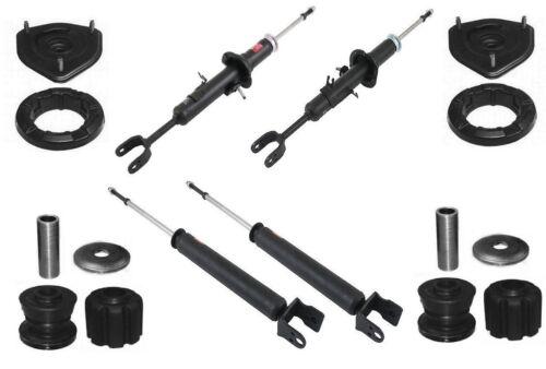 KYB Suspension Kit Shocks Mounting Kits for Infiniti G35 Sedan RWD 03-06