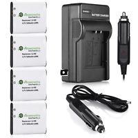 D-li92 Battery + Charger For Pentax Wg-1 Wg-2 Wg-3 Wg-4 Gps Wg-10 X70 Rz10 Rz18
