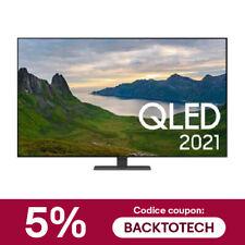 """TV QLED Samsung QE55Q80AATXZT 55 """" Ultra HD 4K Smart HDR Tizen"""
