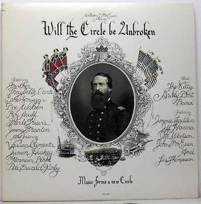 Will the Circle Be Unbroken 3xLP...Vinyl.Very Good