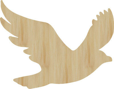 EAGLE Laser Bird cut ply wood shape craft arts decoration ALL SIZES