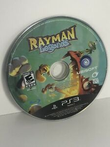 ⭐️⭐️Rayman Legends PlayStation 3 PS3 Ubisoft - Disc Only - UNTESTED - READ