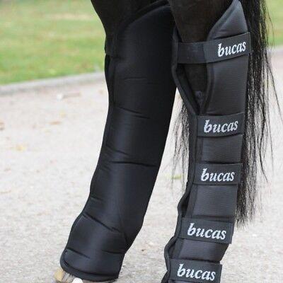 Bucas Trasporto Ghette 2000 Boots Black/black-chen 2000 Boots Black/black It-it Ultima Moda