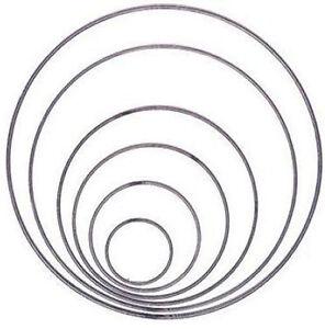 5pcs-35mm-160mm-Craft-Metal-Dreamcatcher-Macrame-Hoops-Ring-Feather-Pentacle