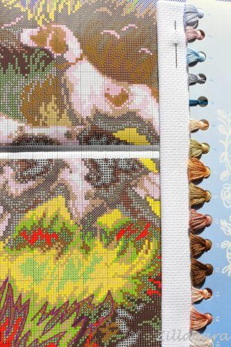 Jagt auf Enten Gezählter Kreuzstich Packung Stickset Stickpackung Stickbild 108