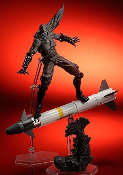 NEW figma EX-022 Ninja Slayer SatzBatz Knight Figure Phat F S