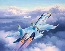 Revell Model Kit - Suchoi Su-27 Flanker Plane - 1:144 Scale - 03948 - New