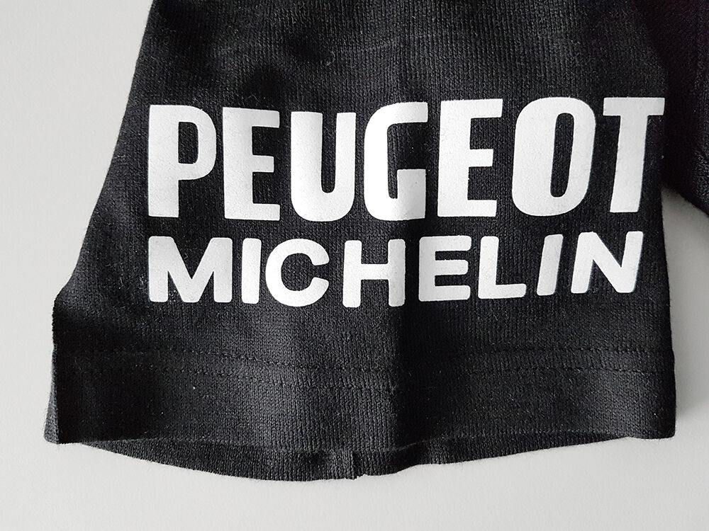 Vintage style Peugeot Michelin Michelin Peugeot cycling shorts - merino wool, Leder pad M Größe 8eae92