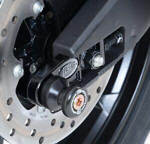 Yamaha-MT-125-2014-2019-R-amp-G-Racing-Offset-Cotton-Reels-Paddock-Stand-Bobbins