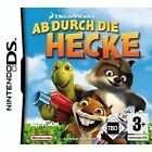 Over The Hedge (Nintendo DS, 2006) - European Version