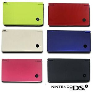 Nintendo DSi Console Only Various colors Used Select charger Japanese only
