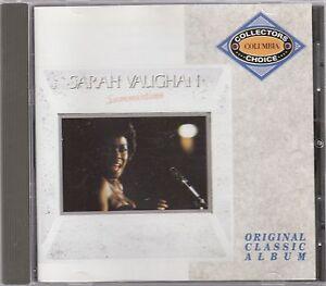 SARAH-VAUGHAN-Summertime-CD