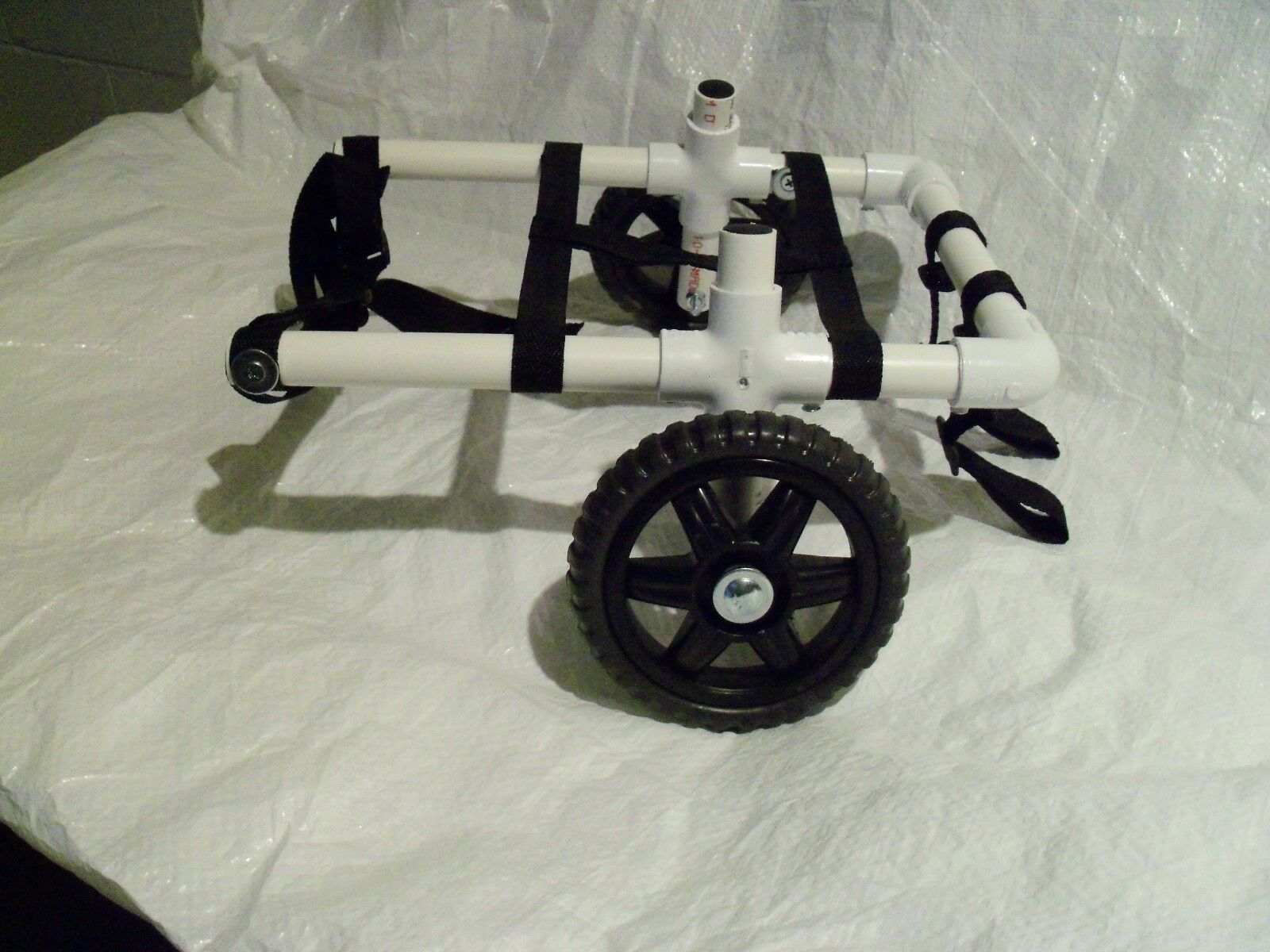 RABBIT WHEELCHAIR HANDICAPPED MADE TO FIT YOUR SMALL PETS MEASUREMENTS aze