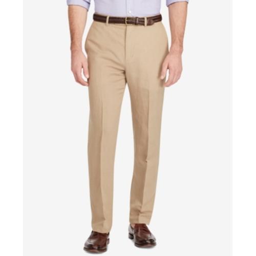 Polo Ralph Lauren 7259 Mens Khaki Classic-Fit Pants Size 33x32
