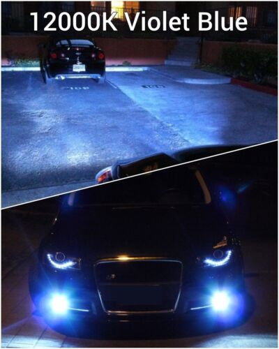 LOW BEAMS H11 55W M1 NO ERROR Canbus AC HID XENON 06-16 FOR FUSION 6000K 8000K