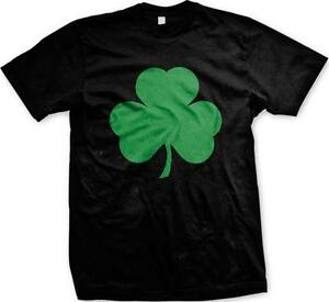 f0679f9f Details about Green Shamrock- St Patrick's/ Paddy's Day Tee! Ireland Irish  Pride Mens T-shirt
